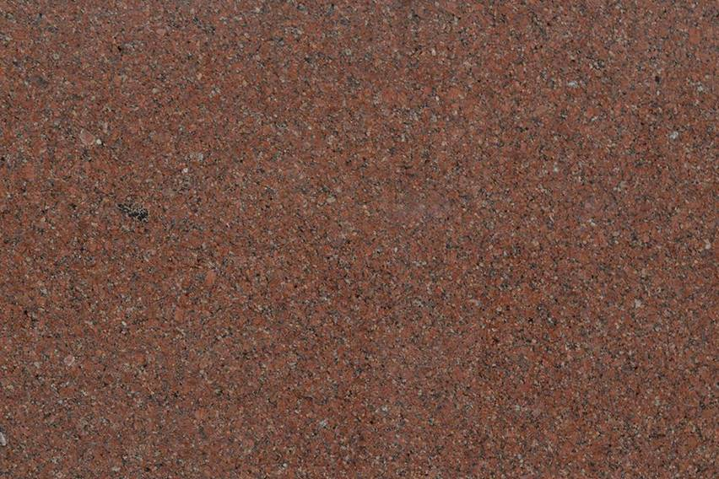 Granito Rojo Imperial (Ruby) Lámina