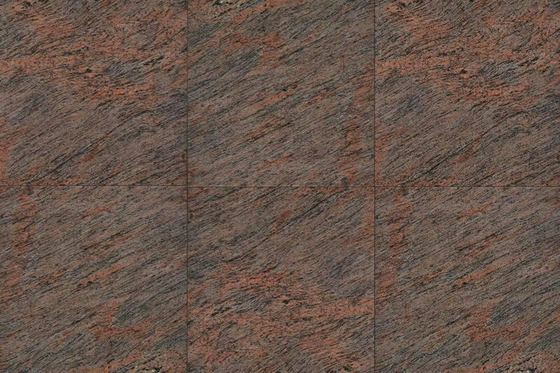 Granito Rojo Multicolor 40X40x1
