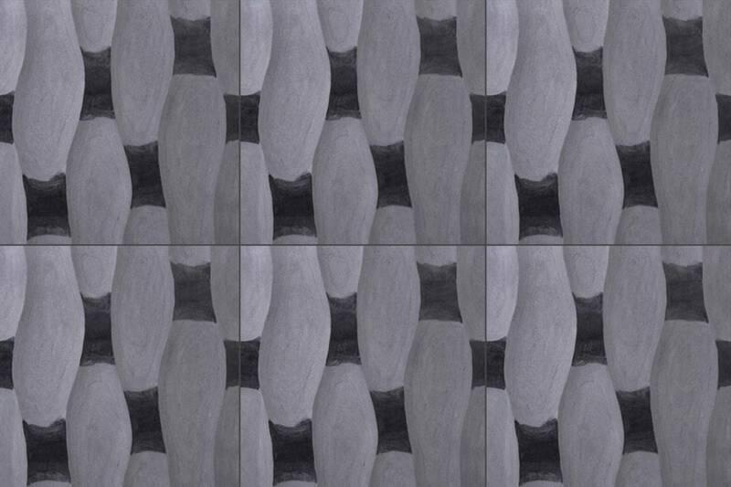 Limestone Black Collection 60X60x1.5
