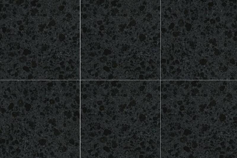 Granito Black Pearl Pulido 60X60x1.5 S/E