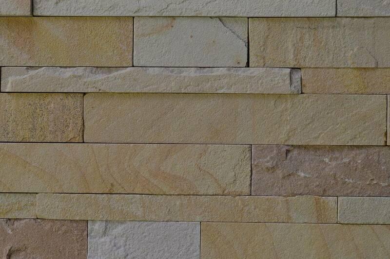 Cuarcita Drifting Sandblasteado Ledgesantone Panels 60X15