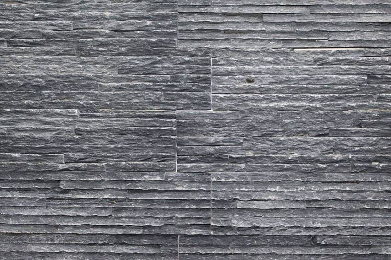 Cuarcita Charcoal Ministrips Panels 18X35