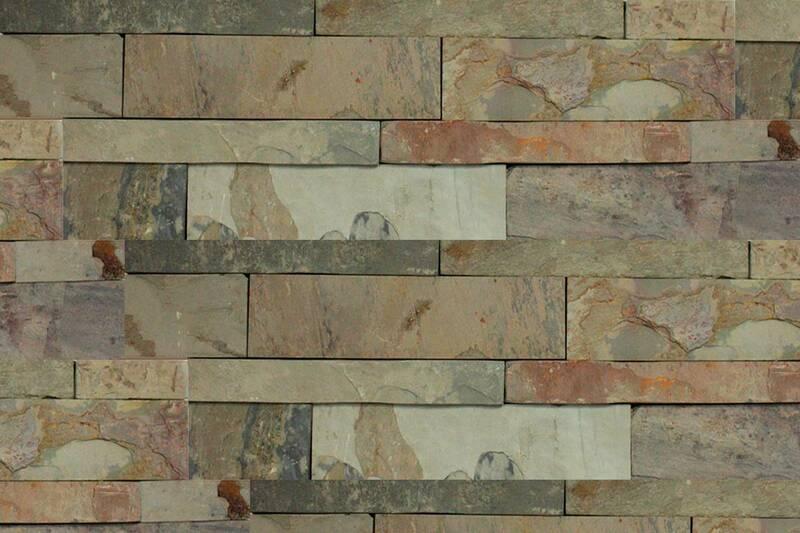 Cuarcita Autumn Ledgesantone Panels 60X15