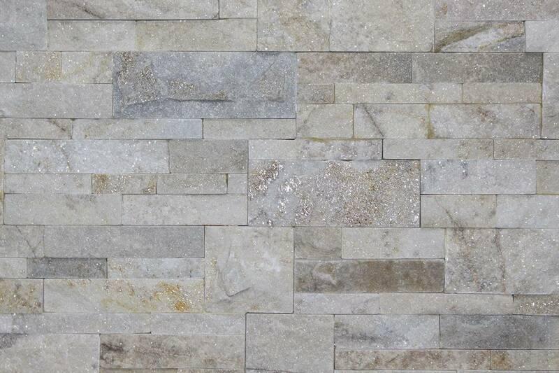 Cuarcita Snow White Panels 18X35