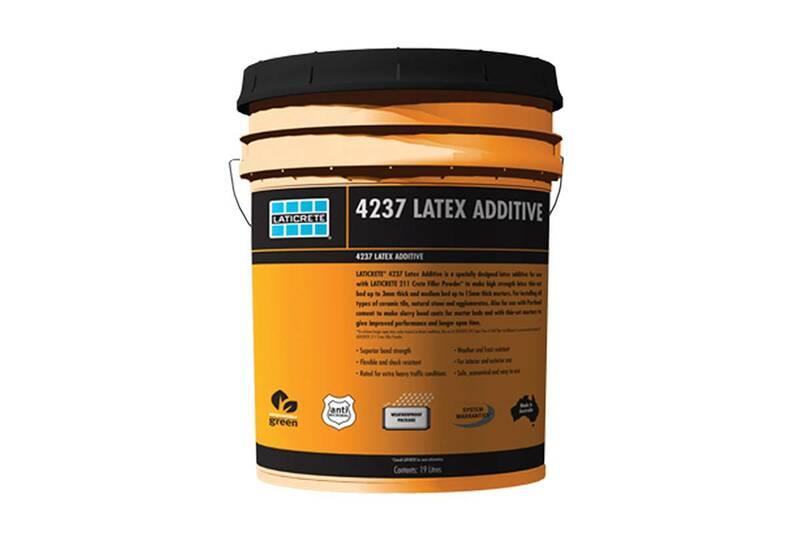 Laticrete 4237 Latex Additive 18.9Lts