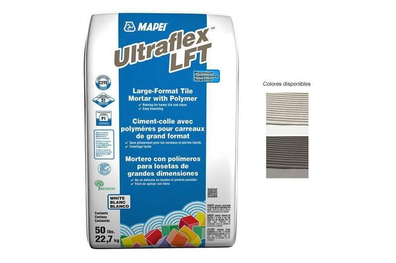 Ultraflex Lft Blanco 22.7Kg S/E