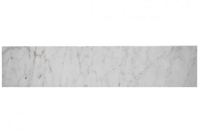 Marmol Blanco Carrara Zoclo De 8Xdif