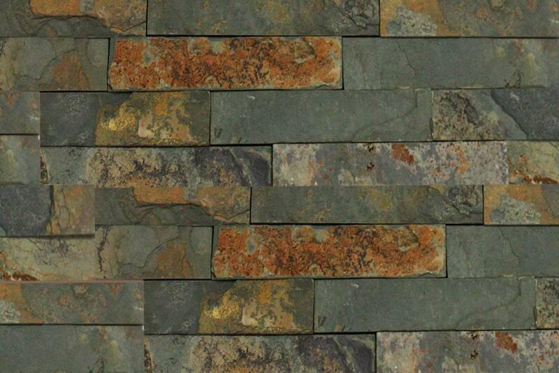 Cuarcita Terrablend Ledgesantone Panels 15X55