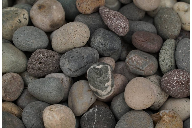 Piedra Bolita Colores