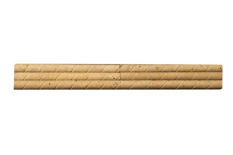 Moldura Rope Chocolate 2.5X30.5