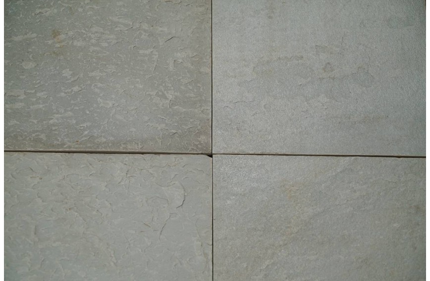 Quartzita Snow White 30X30