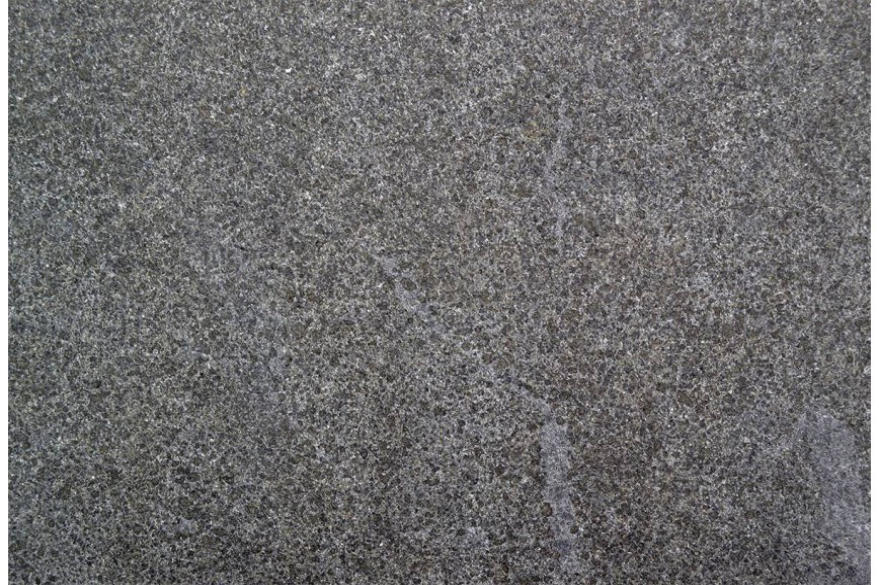 Granito Black Pearl Leather Finished 40X40x1.5 S/E
