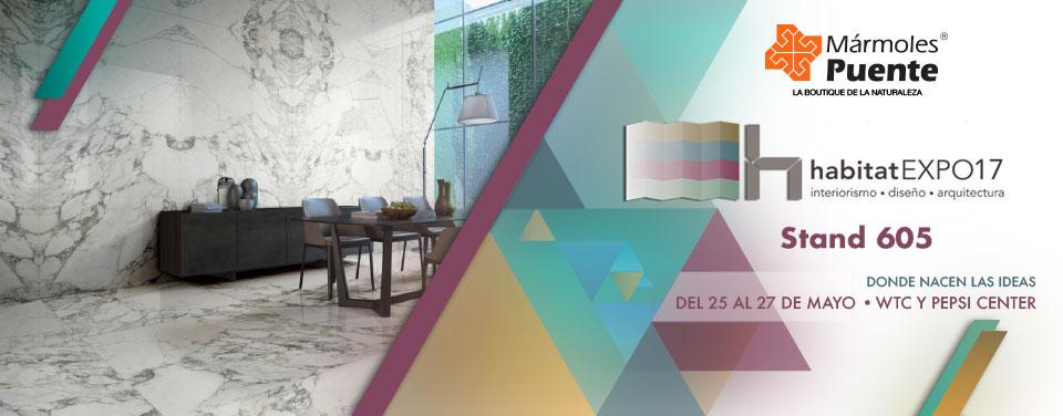 Expo Habitat 2017 - Mármoles Puente