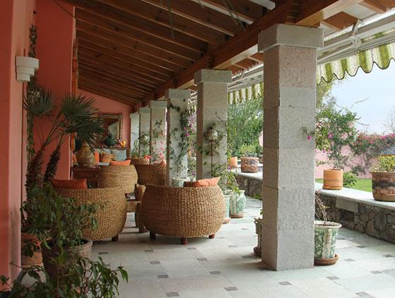 Cantera Cuarton Verde Guanajuato