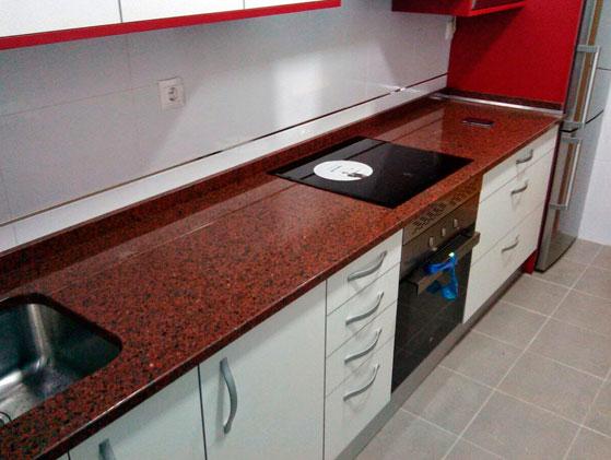 Granito Rojo Africa