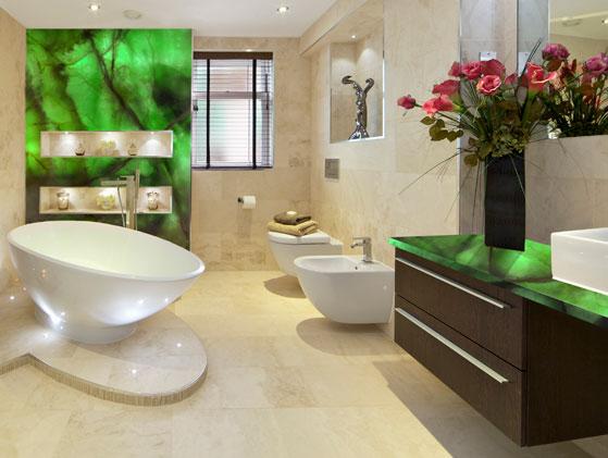 Onix Verde C/Resina Italy