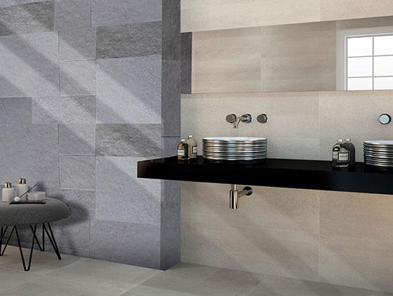 Vista de aplicación de Limestone Tandoor Grey Patron