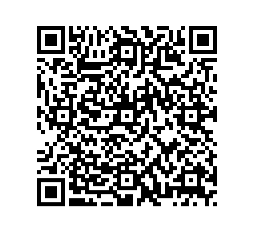 QR Code de Mármol Artistico York Black, Coffe & Cream