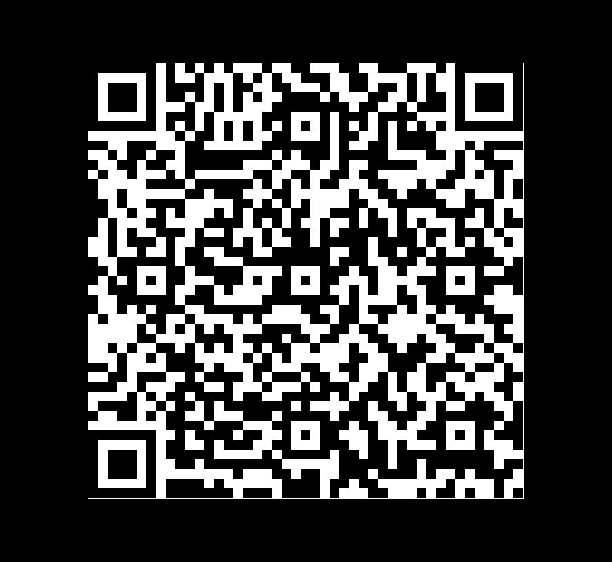 QR Code de Mármol Artistico York Black, Coffe & Cream