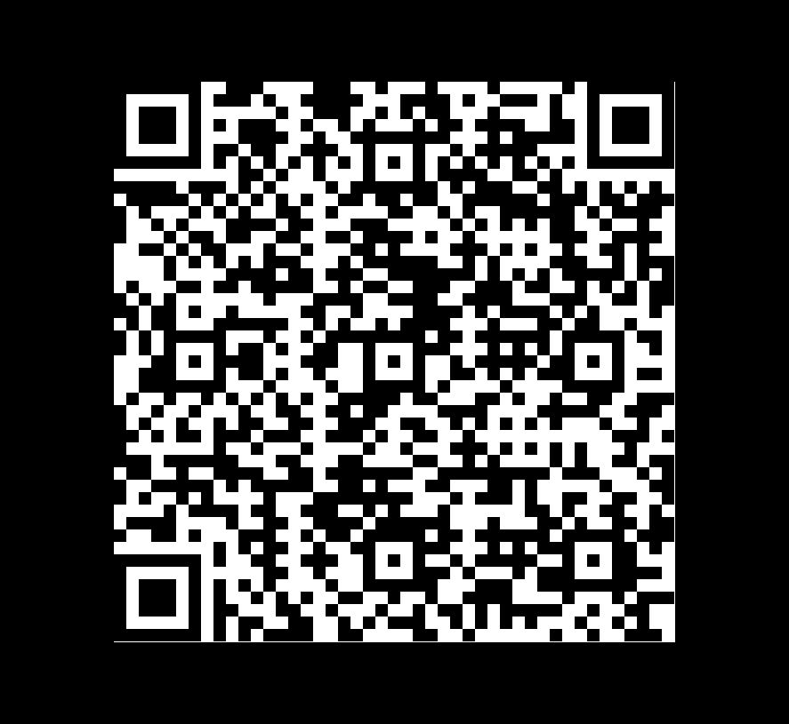 QR Code de Mármol Artistico York Black & Coffe