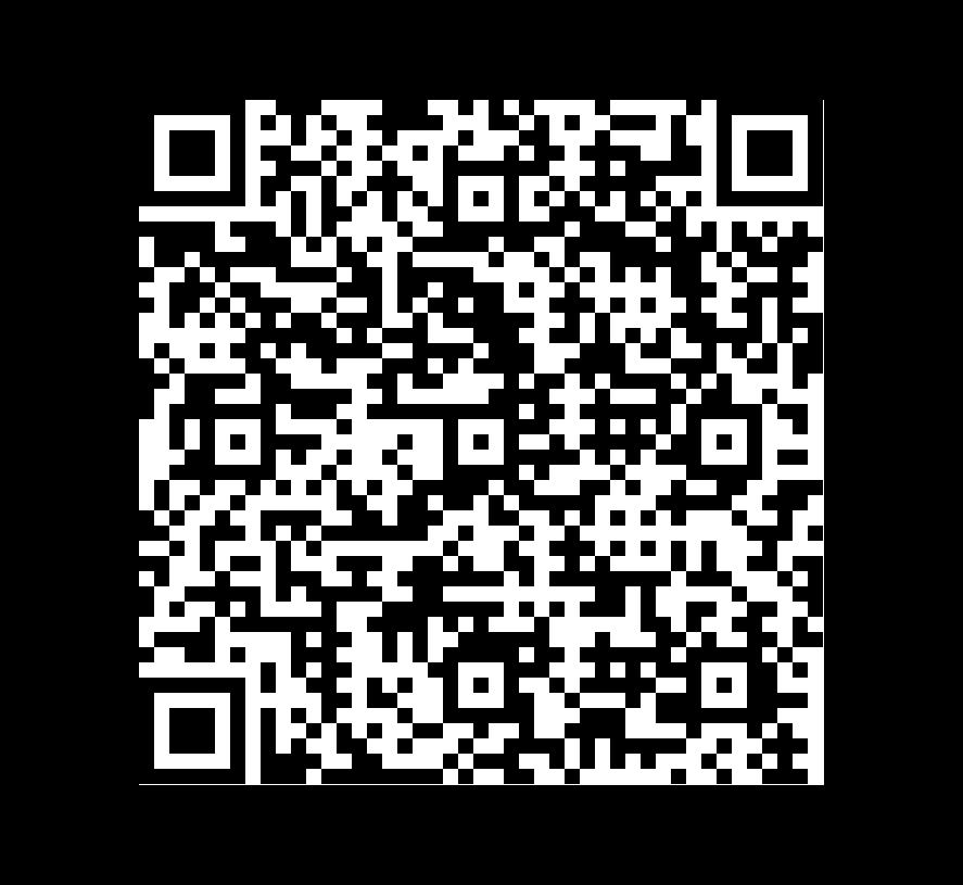 QR Code de Mármol Artistico Canterbury Black & Red