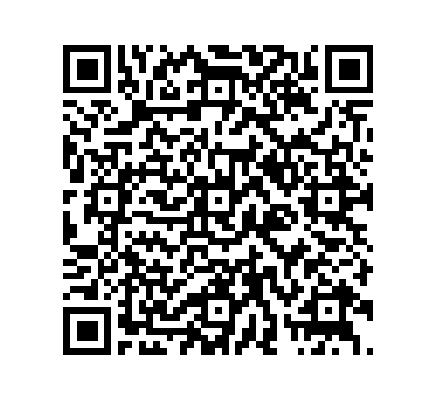 QR Code de Cantera Mexicana Blanca Biselado