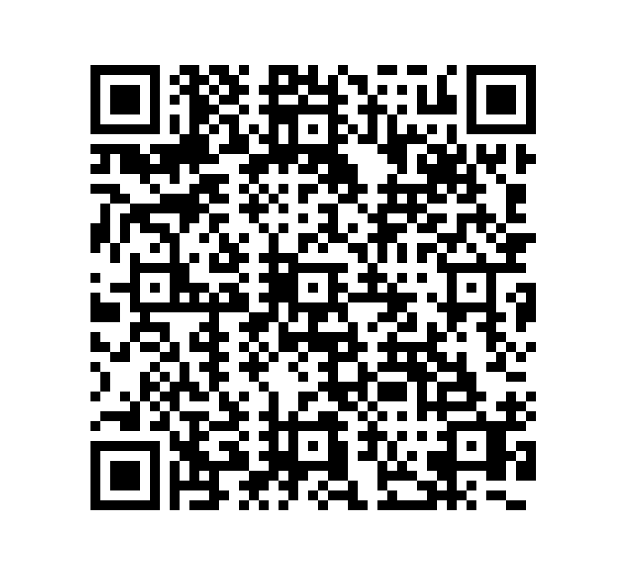 QR Code de Cantera Ticul Cuadriculada