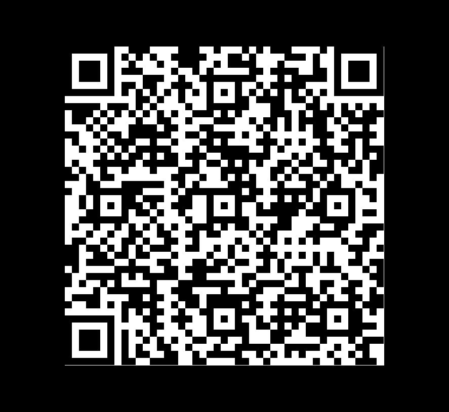 QR Code de Llave Extraible De Acero Inoxidable