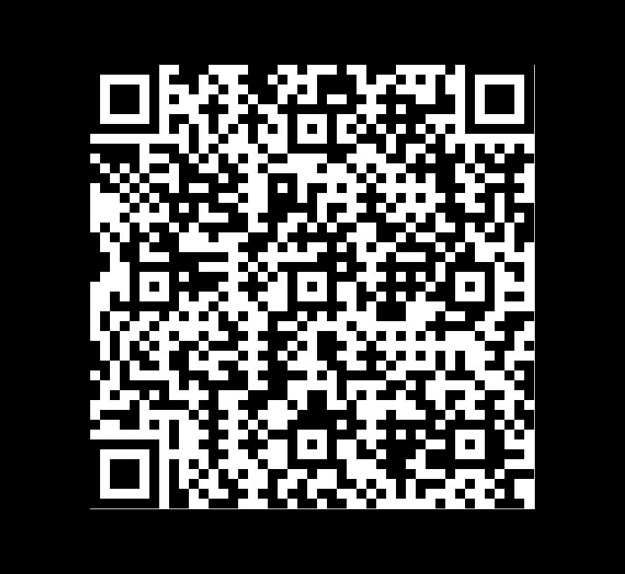 QR Code de Granito Ala De Mosca Azul Extra