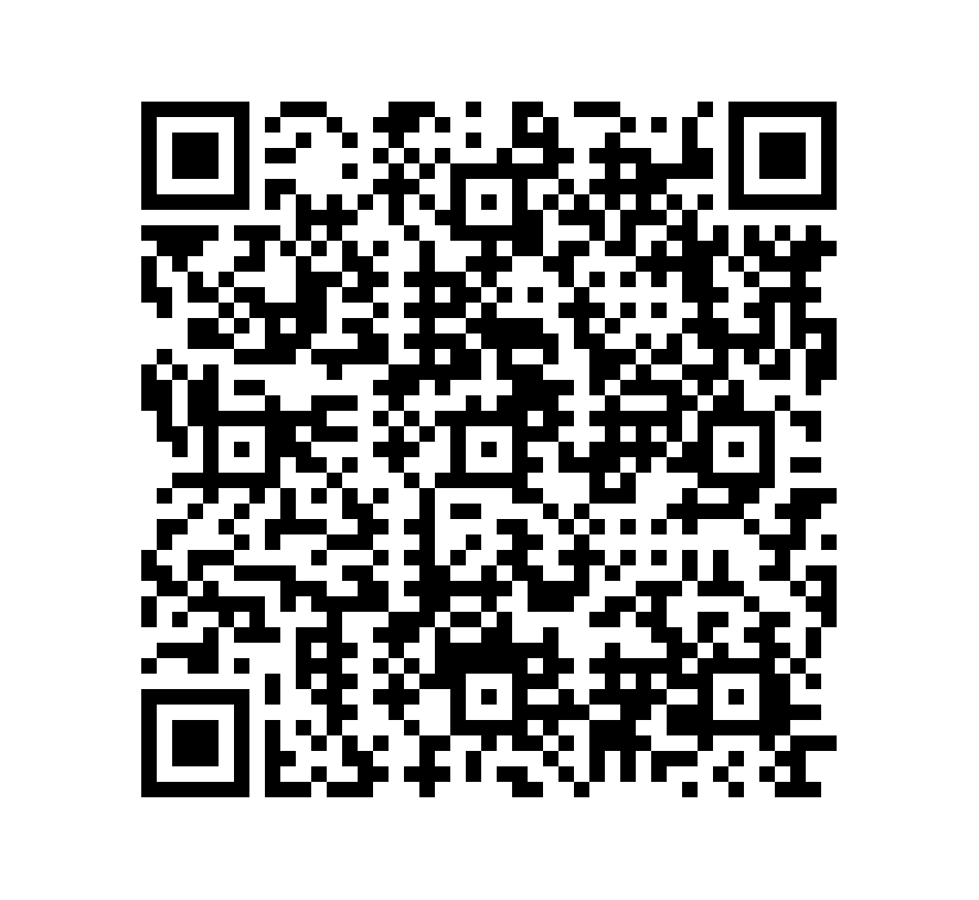 QR Code de Granito White Argento