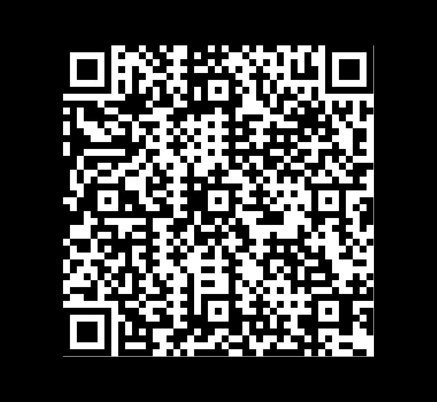 QR Code de Granito Moon White