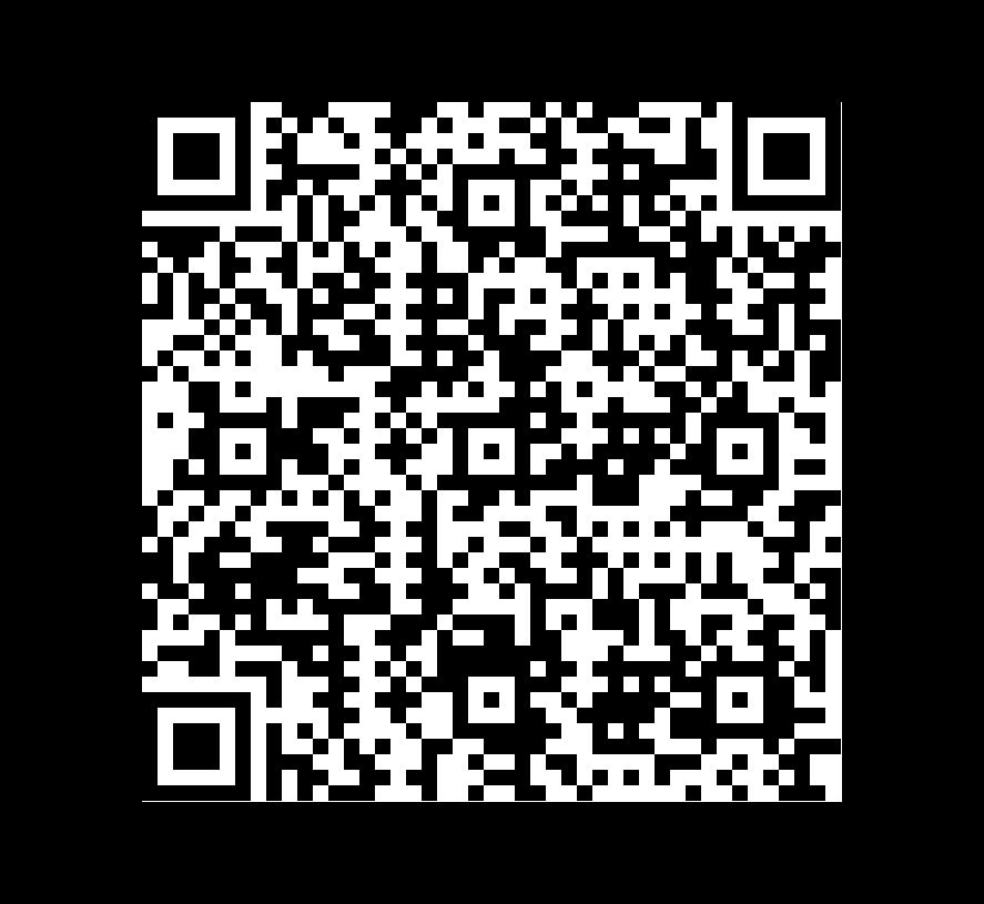 QR Code de Cuarcita Agata Black Wave