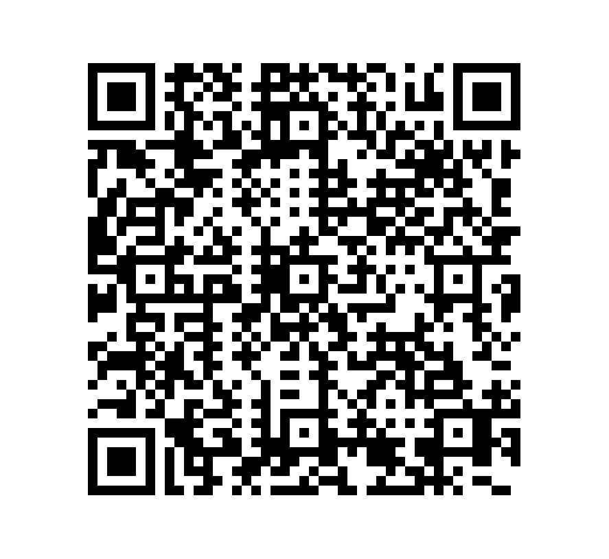 QR Code de Granito Blue Night