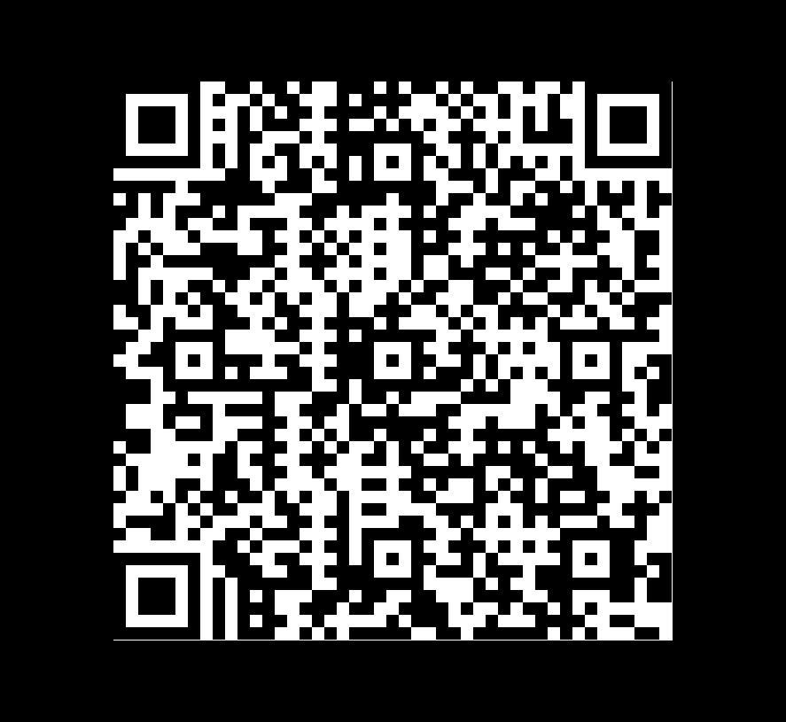 QR Code de Granito Cosmic Black