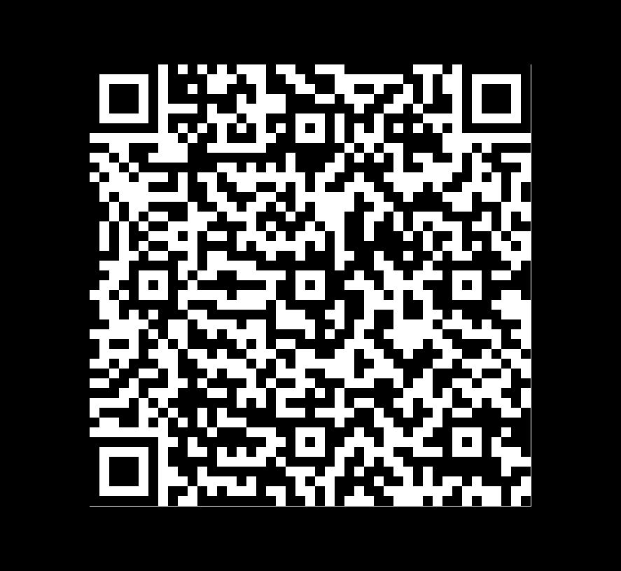 QR Code de Granito Negro Abs.Zimbawe Flam+Anticado