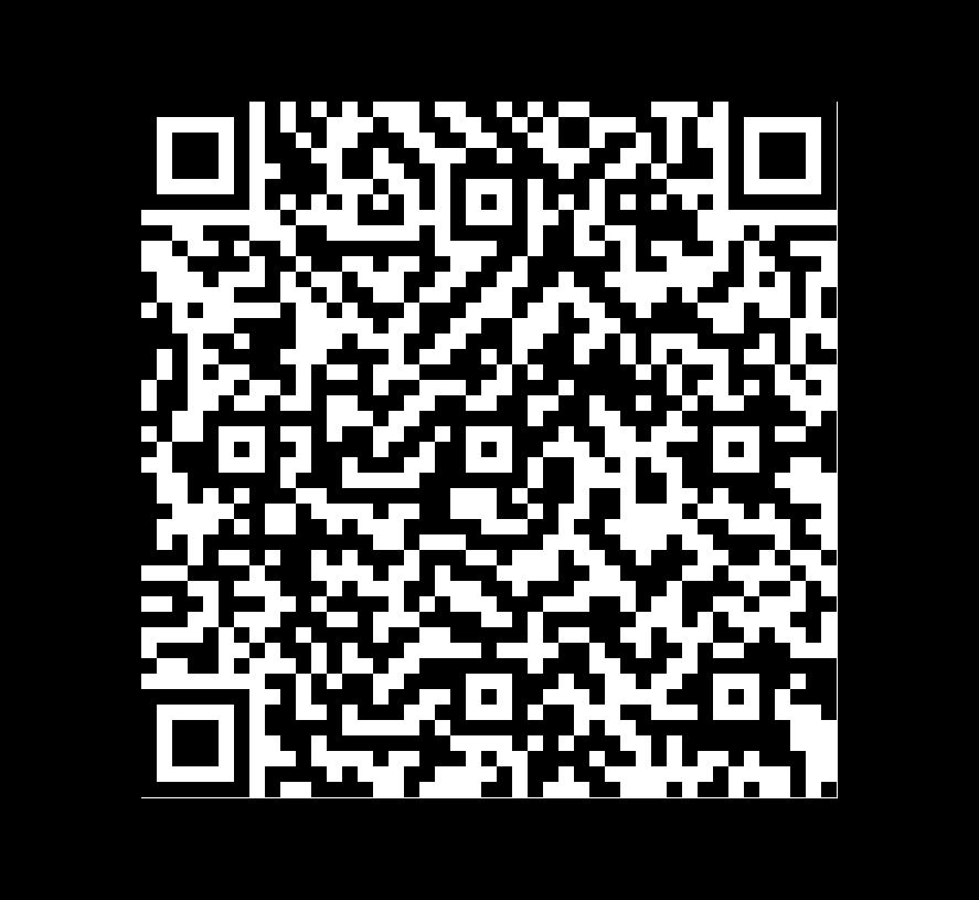 QR Code de Granito Negro Galaxy