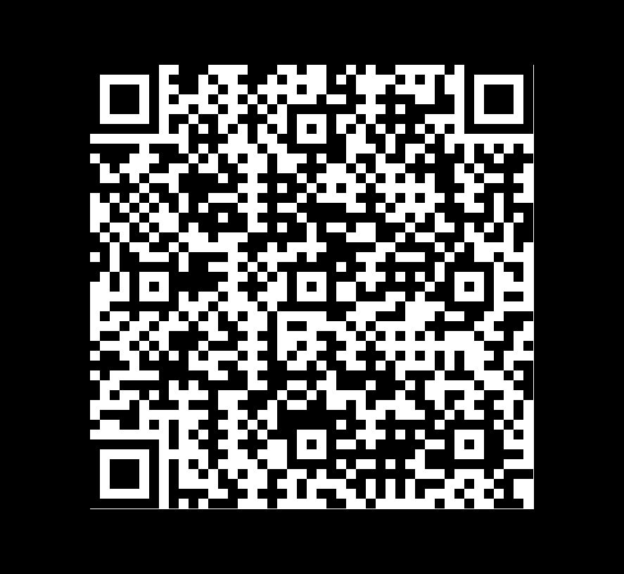 QR Code de Granito Negro Intenso