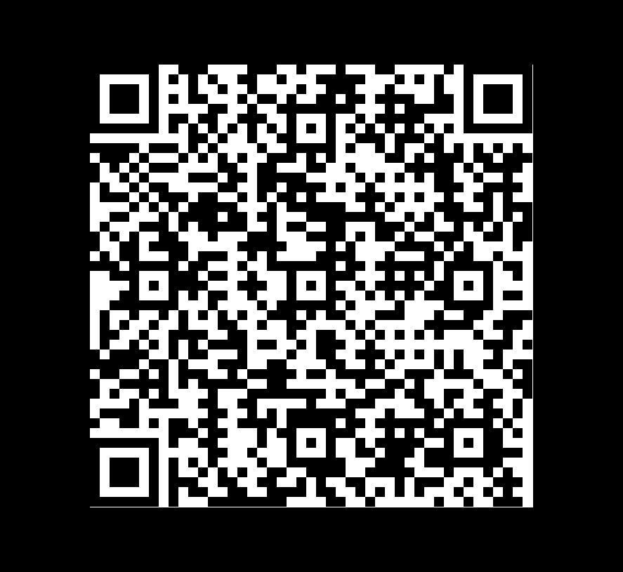 QR Code de Granito Black Tear Flameado Water Jet