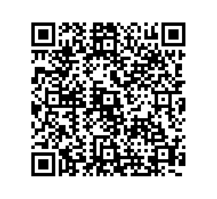 QR Code de Granito Negro Zimbawe Square