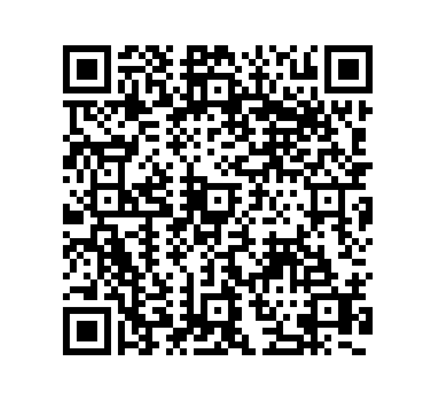 QR Code de Mármol Travertino Crater