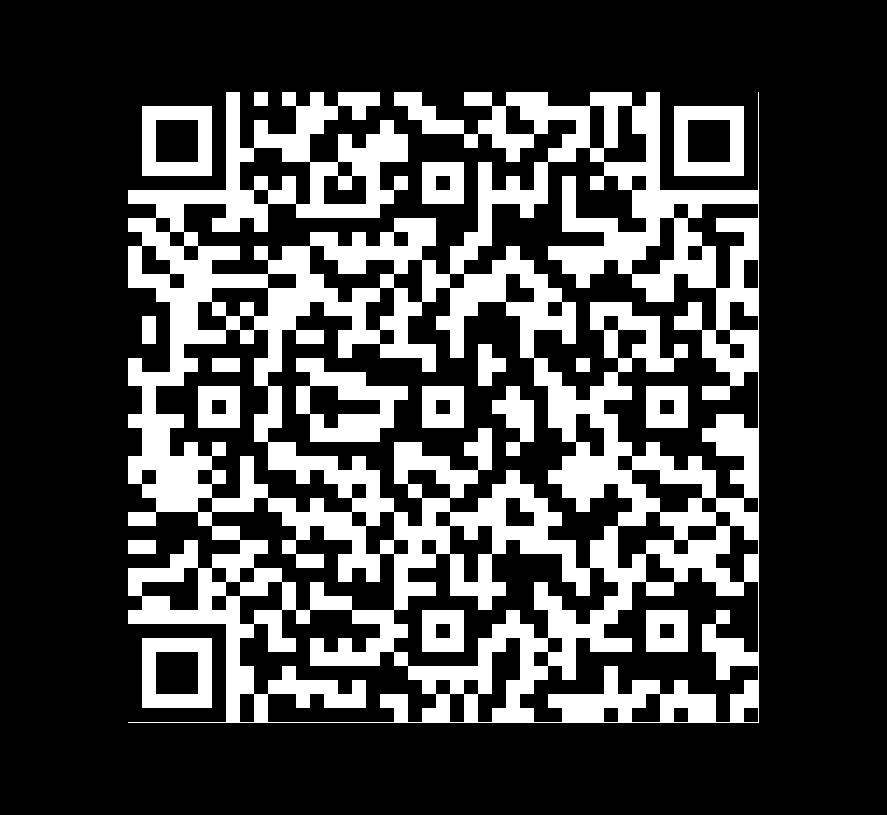 QR Code de Mármol Nano Crystal Fantasy White Dark