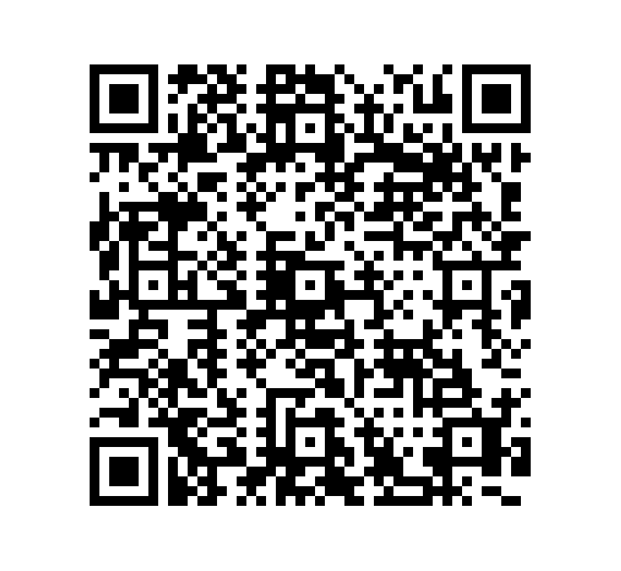 QR Code de Mármol Forest Green Anticado
