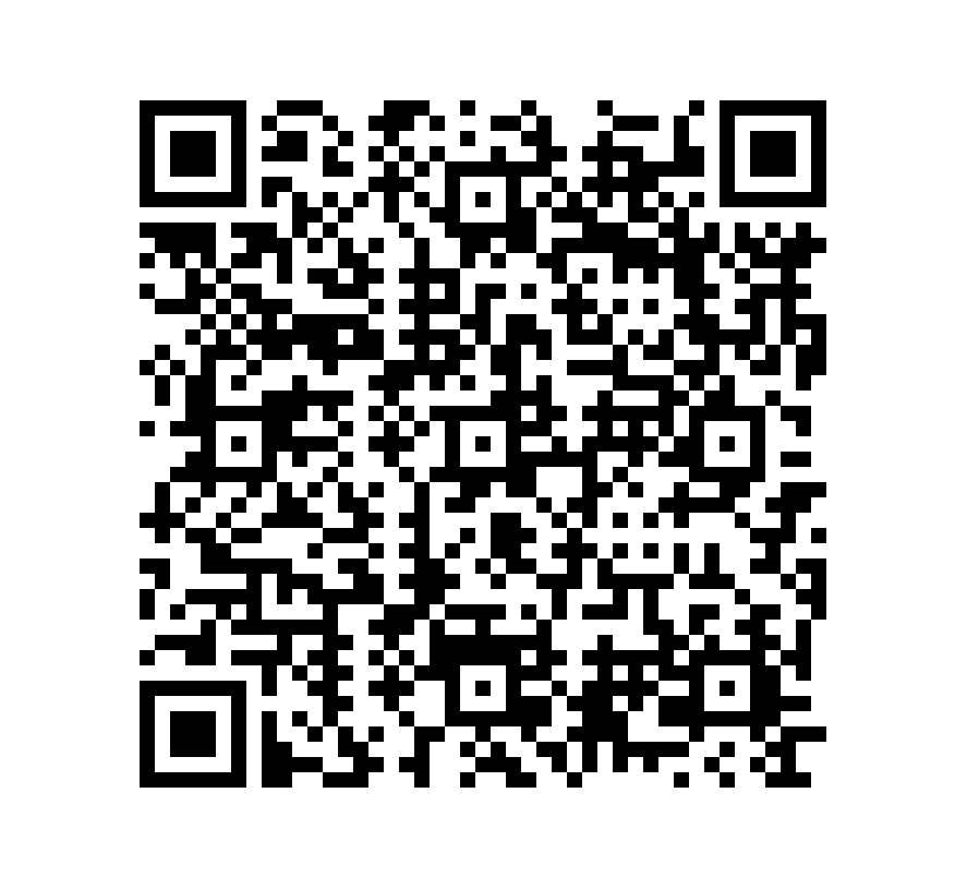 QR Code de Mármol Forest Green Honeado