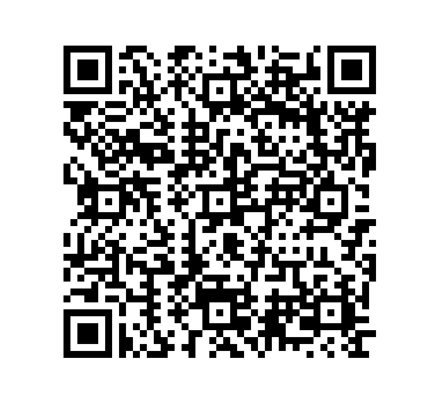 QR Code de Mármol Forest Brown Honeado