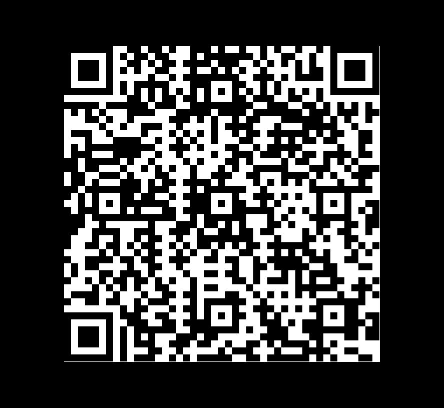 QR Code de Mármol Forest Brown Pulido Brillado