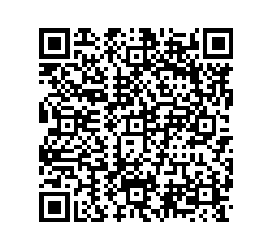 QR Code de Mármol Forest Brown