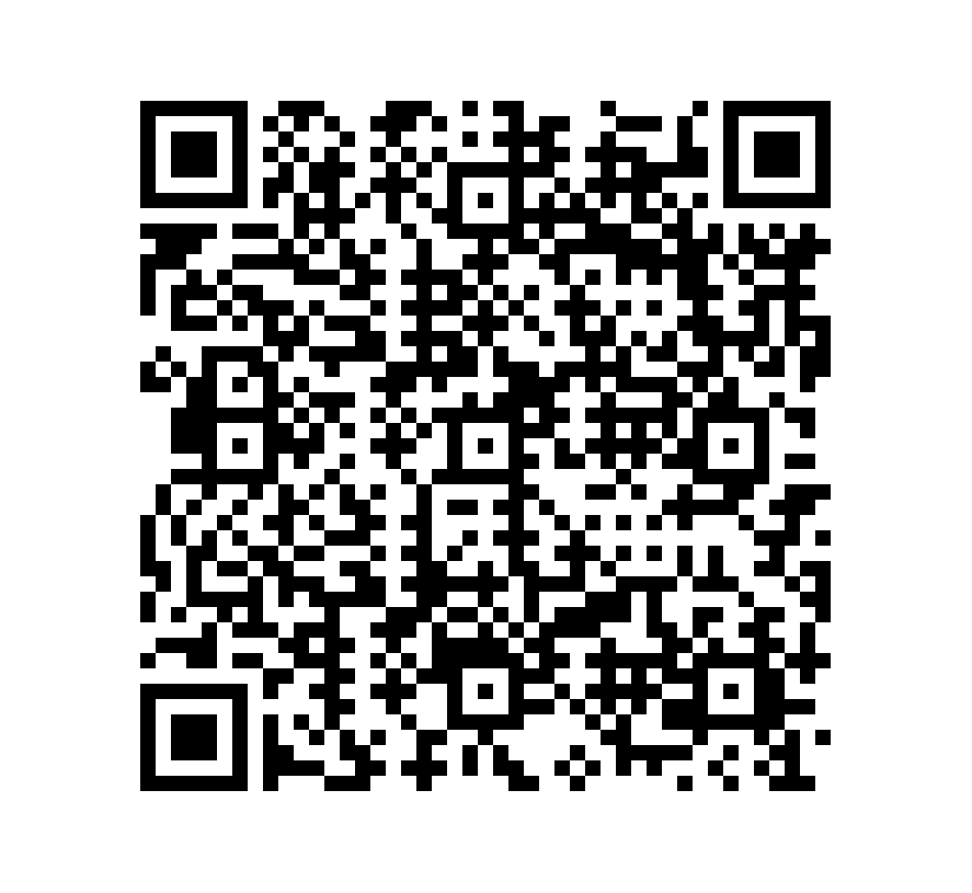 QR Code de Mármol Gris Zebra