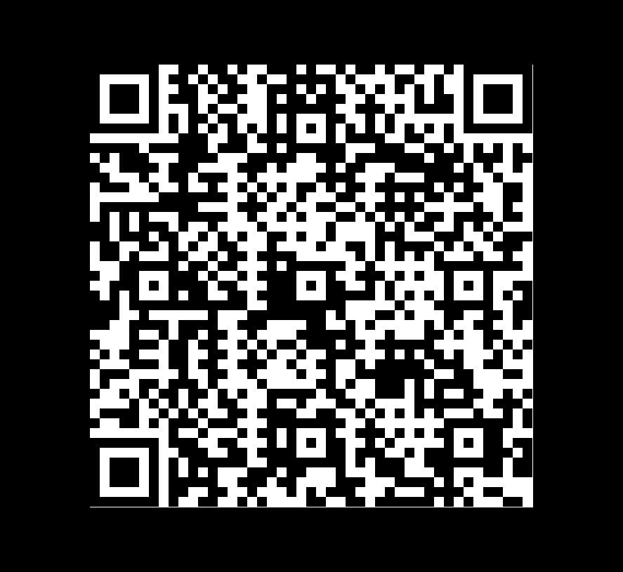 QR Code de Mármol Crema Marfil Buzardeado