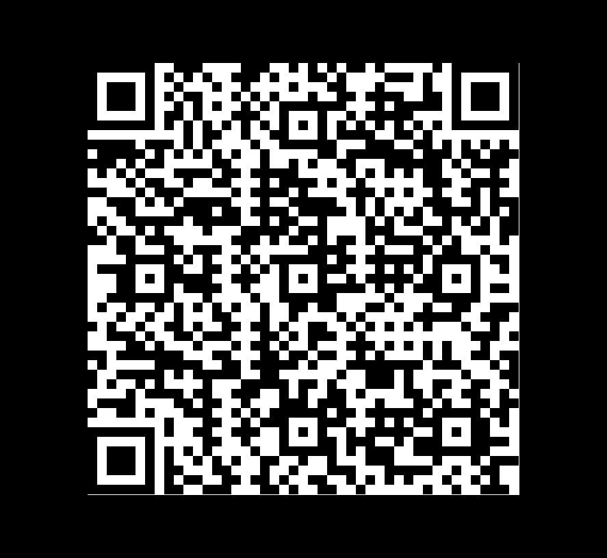 QR Code de Mármol Crema Marfil Buzardeado Anticado