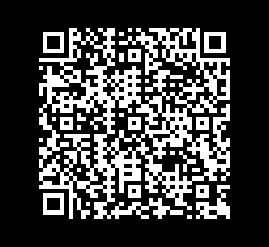 QR Code de Mármol Crema Nacar